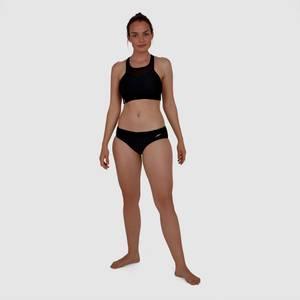 Hexagonal Mesh Panel Bikini