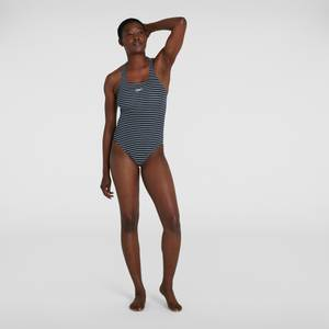 Endurance+ Striped Medalist Swimsuit