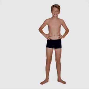 Jungen Essential Endurance+ Aquashort Dunkelblau