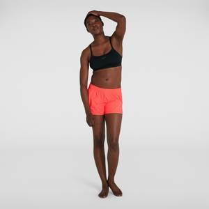 Damen Badeshorts in Orange