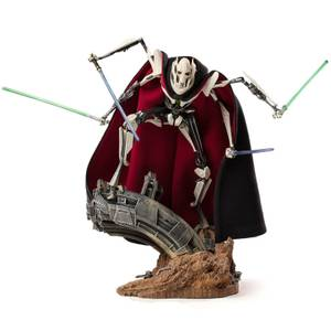 Iron Studios Star Wars Deluxe BDS Art Scale Statue 1/10 General Grievous 33 cm