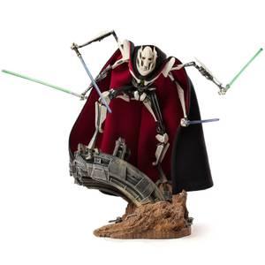 Iron Studios Star Wars Deluxe BDS Art Scale Statue 1/10 General Grievous 33 cm