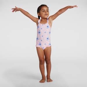 Maillot de bain Bébé fille Koko Koala Allover Bretelles fines Violet