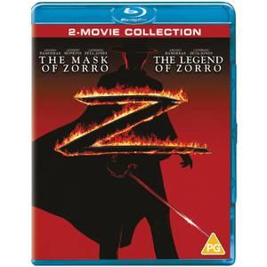 The Legend of Zorro / Mask of Zorro Boxset