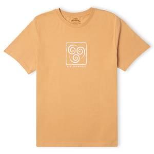Avatar Air Nomads Camiseta Unisex - Marrón