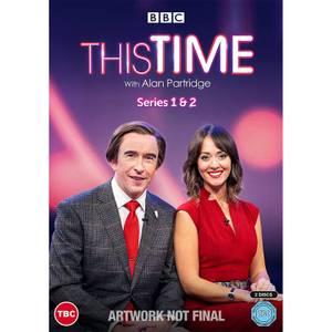 This Time With Alan Partridge - Series 1 & 2 Boxset