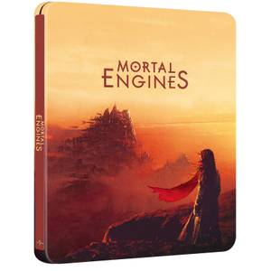 Mortal Engines - Zavvi Exclusive 4K Ultra HD Steelbook (Includes Blu-ray)