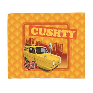 Only Fools And Horses Cushty Fleece Blanket