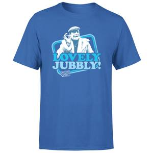 Only Fools And Horses Lovely Jubbly Unisex T-Shirt - Royal