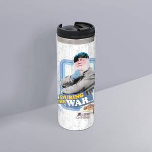 Only Fools And Horses During The War Stainless Steel Thermo Travel Mug
