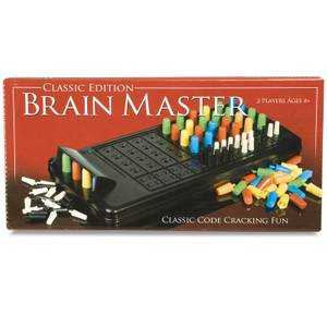 Classic Brainmaster Board Game