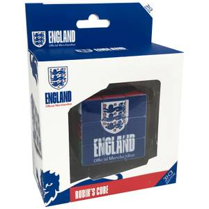Rubiks Cube - England Edition