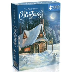 The Night Before Christmas Jigsaw Puzzle (1000 Pieces)