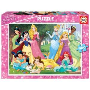 Disney Princesses Jigsaw Puzzle (500 Pieces)