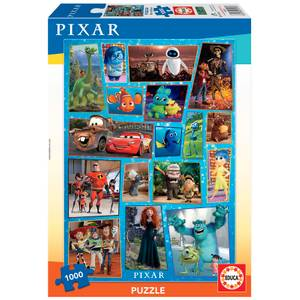 Disney Pixar Jigsaw Puzzle (1000 Pieces)