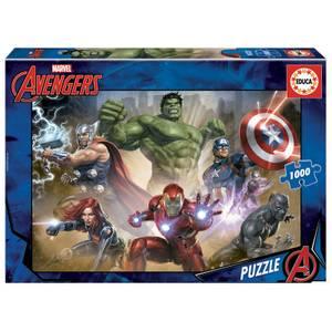 Marvel Avengers Jigsaw Puzzle (1000 Pieces)