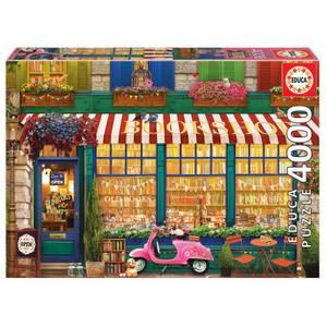 Vintage Bookshop Jigsaw Puzzle (4000 pieces)