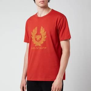 Belstaff Men's Coteland 2.0 T-Shirt - Red Ochre/Harvest Gold