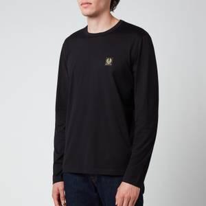 Belstaff Men's Long Sleeve T-Shirt - Black