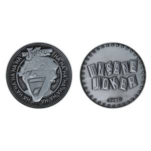 DUST DC Comics Limited Edition Joker Coin