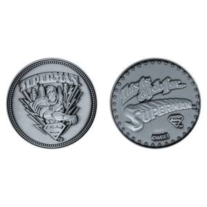 DUST DC Comics Limited Edition Superman Coin