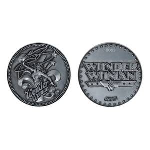 DUST DC Comics Limited Edition Wonder Woman Coin