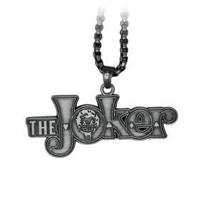 DUST DC Comics Limited Edition Unisex Joker Necklace