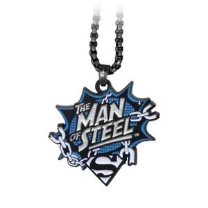 DUST DC Comics Limited Edition Unisex Superman Necklace