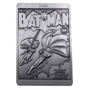 DUST DC Comics Limited Edition Batman Ingot