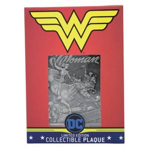 DUST DC Comics Limited Edition Wonder Woman Ingot