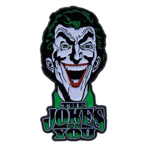 DUST DC Comics Limited Edition Joker Pin Badge