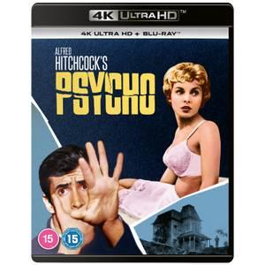 Psycho - 4K Ultra HD (Includes Blu-ray)