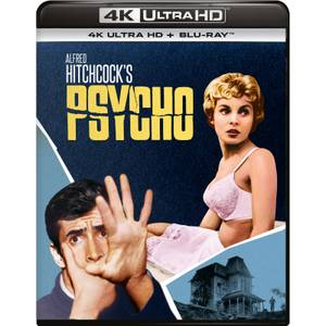 Psycho - 4K Ultra HD (Includes Blu-ray)