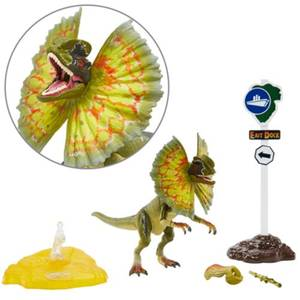 Mattel Jurassic World Amber Collection Action Figure - Pteranodon