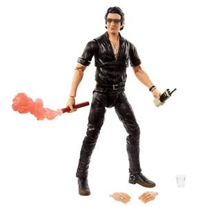 Mattel Jurassic World Amber Collection Action Figure - Dr. Ian Malcolm
