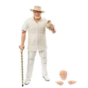Mattel Jurassic World Amber Collection Action Figure - John Hammond