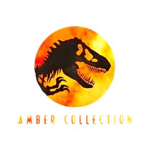 Mattel Jurassic World Amber Collection Action Figure - Velociraptor