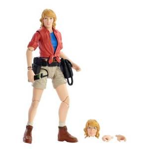 Mattel Jurassic World Amber Collection Action Figure - Dr. Ellie Sattler