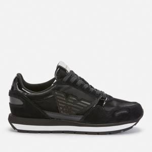 Emporio Armani Women's Running Style Trainers - Black