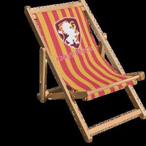 Decorsome x Harry Potter Gryffindor Deck Chair
