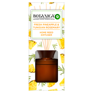 Botanica by Air Wick Fresh Pineapple & Tunisian Rosemary Reed Diffuser 80ml