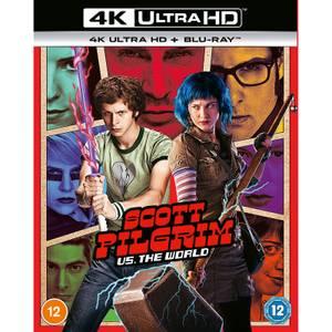 Scott Pilgrim Vs. The World - 4K Ultra HD (Includes Blu-ray)