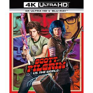 Scott Pilgrim Vs. The World - 4K Ultra HD (Includes Blu-ray)