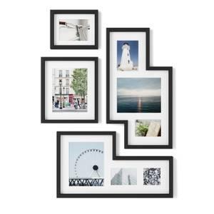 Umbra Mingle Gallery Frames (Set of 4) - Black