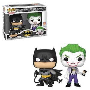 PX Previews Batman and Joker White Knight Funko Pop! 2-Pack