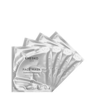 Knesko Skin Diamond Radiance Face Mask 4 Treatments 88ml (Worth £180.00)