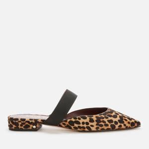 Kate Spade New York Women's Marielle Flat Mules - Leopard