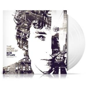 The Many Faces Of Bob Dylan (Limited Edition) Transparent 2LP