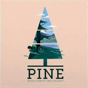Pine (Official Score) 140g LP (Transparent Turquoise And Green)