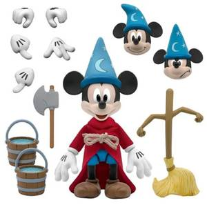 Super7 Disney ULTIMATES! Figure - Sorcerer Mickey